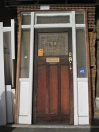 Ext 4 Panel Door sidelight for sale on Trade Me, New Zealand's auction and classifieds website 4 Panel Doors, Joinery, Tall Cabinet Storage, Furniture, Design, Home Decor, Carving, Woodworking, Interior Design