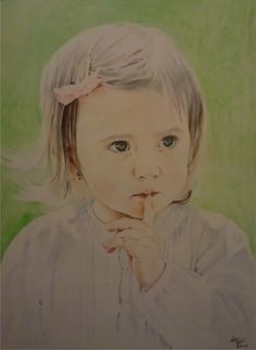 portre art