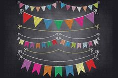Chalkboard Bunting Banner Clipart You will receive : - 12 Chalkboard Banner clipart - about wide at full size - x Chalkboard Background - 28 Chalkboard Doodles, Chalkboard Writing, Chalkboard Banner, Chalkboard Lettering, Chalkboard Designs, Chalkboard Background, Chalkboard Clipart, Chalkboard Drawings, Chalkboard Wallpaper