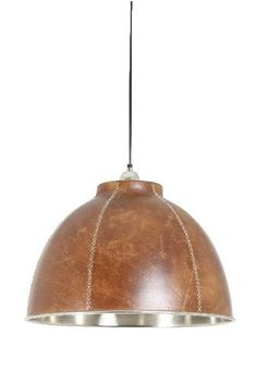 Hanglamp Leder