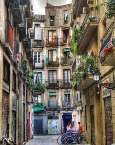 Carrer Milans, Barcelona, Spain. City is Yours: http://www.cityisyours.com/explore. Discover and collect amazing bucket lists created by local experts. #Barcelona #travel #list #BucketList