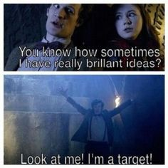 the doctor & amy pond.yes you do doctor. Fandoms, Serie Doctor, Doctor Who Funny, Mrs Hudson, This Is Your Life, Amy Pond, Don't Blink, Eleventh Doctor, Geek Out
