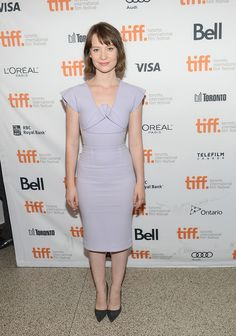 "Mia Wasikowska Photos: ""The Double"" Premiere - Arrivals - 2013 Toronto International Film Festival"