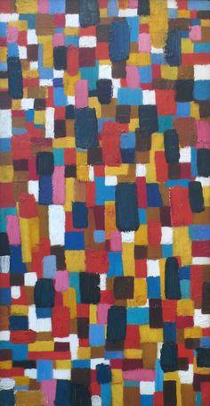 JOHN GRILLO THE MOSAIC PAINTINGS | ACME Fine ArtACME Fine Art