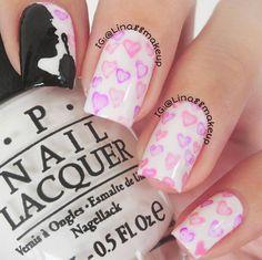 Nails Art Nails Pinterest Emoji Nails Flower Nail Designs And Flower Nails