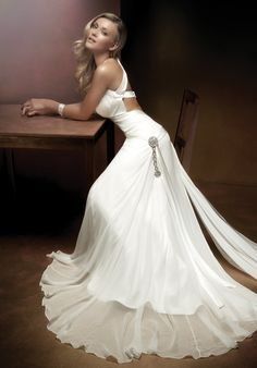 Wedding Gown by Amy Michaelson