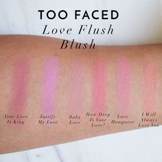 2841b70808def 58 Best Swatches Blushes images