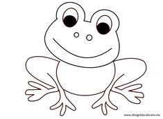 frog coloring page 01 (Diy Gifts Easter) , Frog Coloring Pages, Coloring Pages To Print, Animal Coloring Pages, Printable Coloring Pages, Coloring Pages For Kids, Frog Template, Animal Templates, Templates Free, Frog Crafts