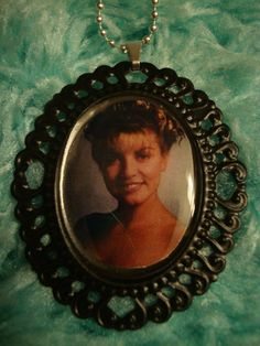Laura Palmer (twin peaks) necklace