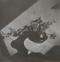 Gyula Pap - Still life, 1929, gelatin silver print