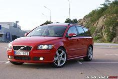 Garaget | Volvo V50 (2007)