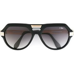 2132eee13b Cazal  634  aviator sunglasses (1.800 BRL) ❤ liked on Polyvore featuring  accessories