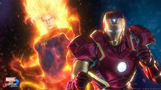 MARVEL VS CAPCOM Infinite Black Widow vs Ryu Marvel Gamer verset nouveau