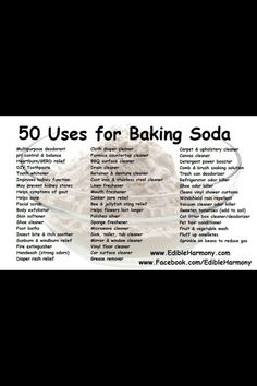 difference between baking powder and bicarbonate of soda Cleaning Recipes, Cleaning Hacks, Cleaning Vinegar, Baking Soda Uses, Cleaners Homemade, Diy Cleaners, Heartburn, Natural Cleaning Products, Natural Products