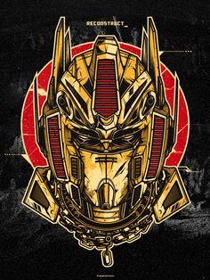 Hybrid Prime by iqbal hakim boo, via Behance