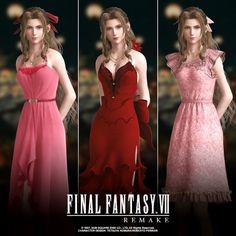 Final Fantasy Chronicles, Final Fantasy Girls, Final Fantasy Cloud, Final Fantasy Artwork, Final Fantasy Characters, Final Fantasy Vii Remake, Fantasy Women, Fantasy Series, Final Fantasy Collection