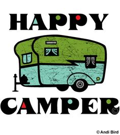 Happy Camper #yankinaustralia #travel