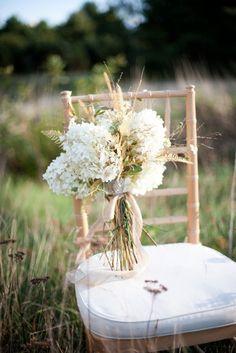Beautiful Fall Wedding Bouquet