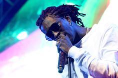 "Join 4 people right now at ""Young Thug – ""Guadalajara"" - Stereogum"""
