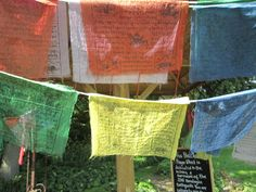 join us for the Big Draw 10th october 2015 - draw your own prayer flag for Nepal