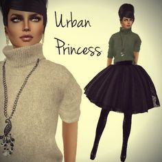 https://flic.kr/p/CN1Ru1 | MY STYLE TODAY : Urban Princess ! |  MY STYLE TODAY : Urban Princess ! New blog post Mimi's Choice here : mimischoice.blogspot.be/2016/01/my-style-today-im-dancing...  Link to the outfit : maps.secondlife.com/secondlife/Deep%20House%20Island/195/...
