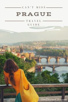 Things to do in Prague -- click through for a helpful travel itinerary to assist you in making the most of your time in Prague, including top sightseeing spots, where to eat, and where to sleep.
