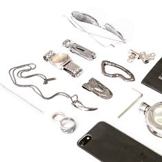EDC by SVØRN Left to right: FENRIR Pendant, MAKT money clip, Arcus carabiner. Click and discover more #mensaccessories #carabiner #keychaincollector #carryon #carryology #edc #edcdump #edc2017 #edclife #edcporn #mensstyle #mensfashionstyle #pendant #mensjewelry #luxurylifestyle #jewelryformen #moneyclip #moneyclips #streetstyleluxe #urbanfashion #watch #fieldnotes #pocketdump #giftsforhim #giftforboyfriend #giftsformen #giftforhim #giftideas #mensgifts #shoppingguide