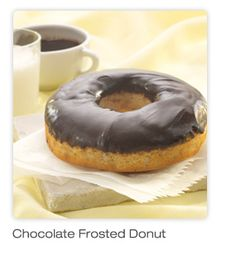 MamaLuvsBooks: Nutrisystem Week 5 - The Chocolate Frosted Donut Rules! #NSNation