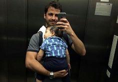 Matheus deixou claro que seu filho é mais importante que tudo (Reprodução/ Instagram)