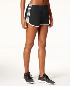 6862e7c24b adidas M10 ClimaLite® Woven Running Shorts Women - Shorts - Macy s