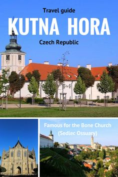 A travel guide to Kutná Hora, Czech Republic