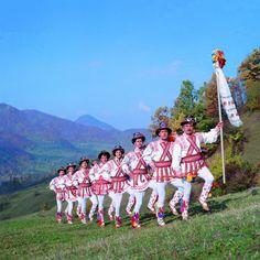 Calusari Dancers Romania