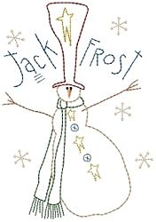 Jack Frost Sampler - 5x7 | Winter | Machine Embroidery Designs | SWAKembroidery.com Homeberries Designs