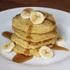 May have to try this one this weekend! -- Best Brunch Practices: Quinoa Pancakes