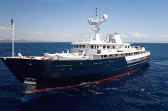 TITAN yacht for sale