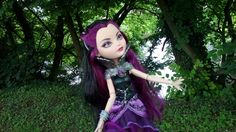 Raven Queen from Ever after high. At Tittybottle park otley west yorkshire.photo by Sally Heather Elizabeth Taylor . july 2016