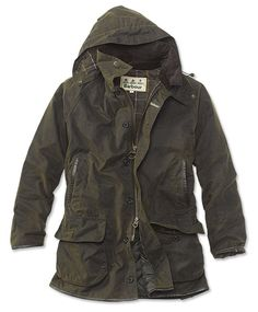 Just found this Barbour Mens Waxed-Cotton Travel Jacket - Barbour%26%23174%3b Longhurst Wax Jacket -- Orvis on Orvis.com!