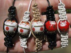 Lucky Cat Bracelet Kawaii Bracelet Maneki Neko by UltraVioletUrsla, $15.00