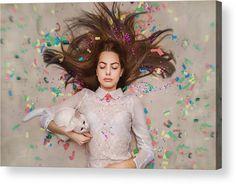 Feminine Stories: Conceptual Portrait Photography by Inna Mosina People Photography, Fine Art Photography, Portrait Photography, Thing 1, Art Prints For Home, Conceptual Art, Alice In Wonderland, Fine Art America, Photo Art