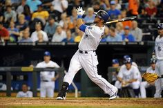 Alex Gordon. LF for my 2nd Favorite Baseball Team the Kansas City Royals