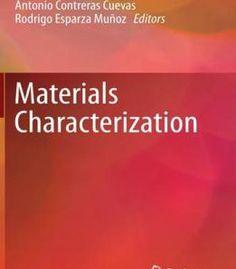 Materials Characterization PDF