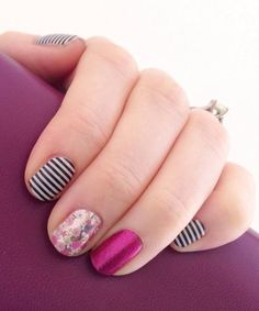 This series deals with many common and very painful conditions, which can spoil the appearance of your nails. SPLIT NAILS What is it about ? Nails are composed of several… Continue Reading → Gorgeous Nails, Pretty Nails, Uñas Jamberry, Jamberry Wraps, Gelish Nails, Nail Nail, Nail Polish, Manicure E Pedicure, Hot Nails