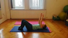 Gerinctorna (www.hu) on Vimeo Floor Chair, Flooring, Pink, Furniture, Scoliosis, Home Decor, Sports, Fat, Exercises