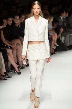 Salvatore Ferragamo Spring 2014 Ready-to-Wear Fashion Show - Elisabeth Erm