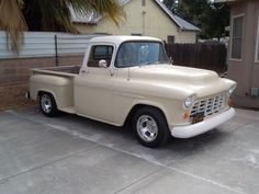 Great 1955 Chevy Apache Truck, it is a great looking truck, A