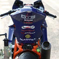 Pictorial: Schittko KTM RC8 R Endurance