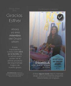 Pamela confirmacion