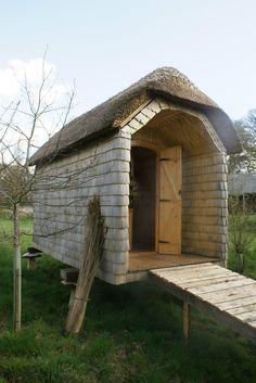Shingle Cladding,Glamping Pods,Log Cabins, Oak,Timber frame, Camping pod