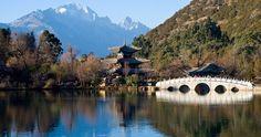 Black Dragon Pool at Lijiang | China