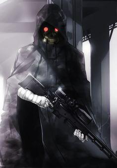 Isn't he the villain from Sword Art Online 2??